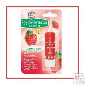 Golden Rose Lip Balm STAWBERRY-57780