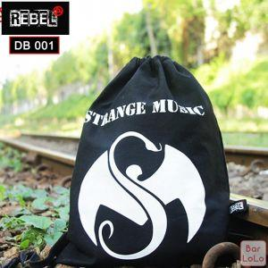 Rebel Drawstring Bag (Strange Music)-59095
