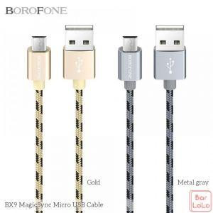 Borofone Android Cable ( BX 9 )-57784