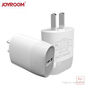 Joyroom L-L117 2.1A US Charger with Android Cable 1 port (JRA0009)-61919