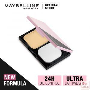 MAYBELLINE NEW YORK CLEAR SMOOTH ALL IN ONE SHINE FREE POWDER 02 NUDE BEIGE 9 G(G2952103)-62476