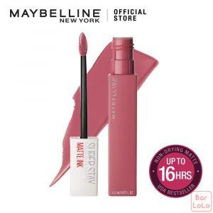 MAYBELLINE NEW YORK SUPER STAY MATTE INK LIQUID LIPS 15 LOVER 5ML(G3500400)-62736