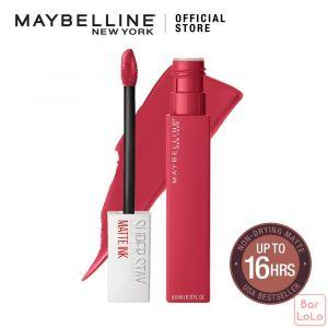 MAYBELLINE NEW YORK SUPER STAY MATTE INK LIQUID LIPS 80 RULER 5ML(G3499600)-62761