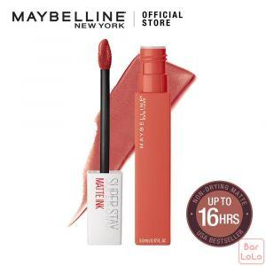 MAYBELLINE NEW YORK SUPER STAY MATTE INK CITY EDITION LIQUID LIPS 210 VERSATILE 5ML (G3579800)-62835