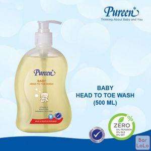 PUREEN BABY HEAD TO TOE WASH (500 ML)-63349