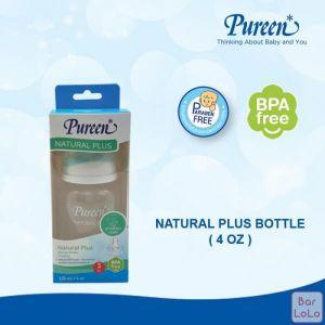 PUREEN NATURAL PLUS - FEEDING BOTTLE 4.0Z-63377