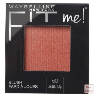 MAYBELLINE NEW YORK FIT ME BLUSH 50 WINE 4.5G (K2435500)-63646