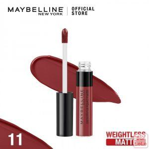 Maybelline Sensation Liquid Matte 11 Made Easy (G3738900)-70418