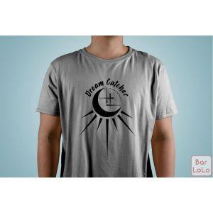 Men T-Shirt (Dream Catcher) (XL)-73969