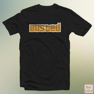 Men T-Shirt (Busted) (M)-73978