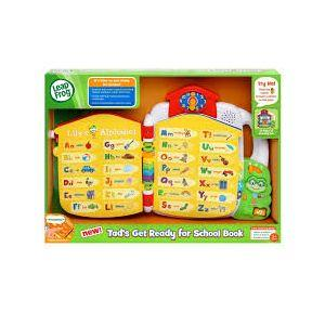 LF Tad's Get Ready For School Book(Code-23001)