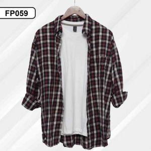 Men Flannel Shirt (FP090)