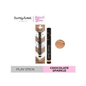 Hearty Heart Eyeshadow Stick (1.1g)(Chocolate Sparkle)