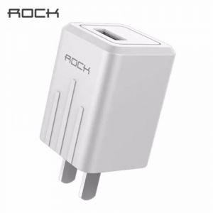 ROCK T1 plus(1USB) Charger-30225