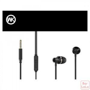 WK-Wired earphone WI - 90-41087