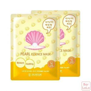 Touch In Sol Brightening Pearl Essence Mask