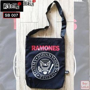 Rebel Shoulder Bag (Ramones)-59108