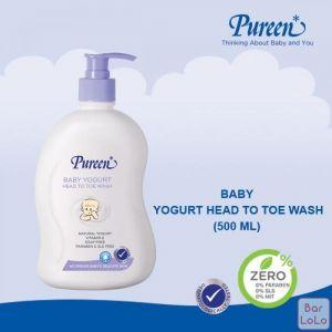 PUREEN BABY YOGURT HEAD TO TOE WASH (500 ML)-63351