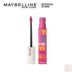 MAYBELLINE SUPER STAY MATTE INK ASHLEY LONGSHORE LIMITED EDITION LIPS 15 ARTIST ( G3803600 )-73376