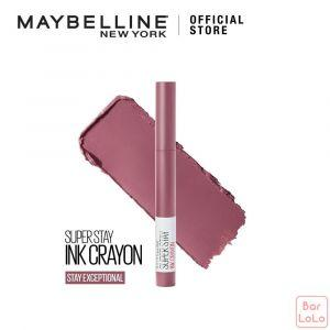 MAYBELLINE SUPER STAY INK CRAYON MATTE LIPSTICK 25 STAY EXCEPTIONAL  (G3706400)-73385