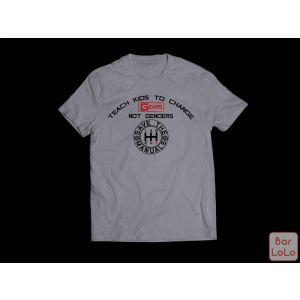 Men T-Shirt (Save The Manuals) (S)-73915