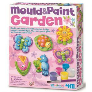 4M Mould and Paint Garden (Code-35127)