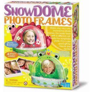 4M Make Your Own Snowdome Photoframe(Code-45935)