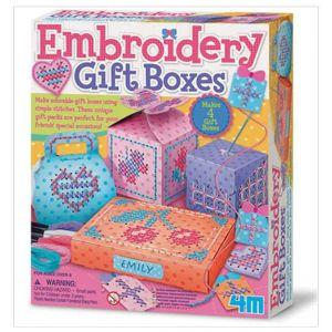 4M Embroidery Gift Box (Code-46666)