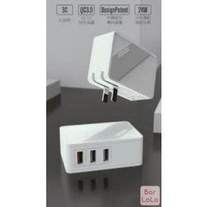 WK-Fearless QC3.0 Quick charger WP-U22 (CN/US)-41406
