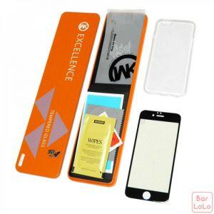 WK-Excellence series (3D curved edge tempered glass iphone 6plus-41408