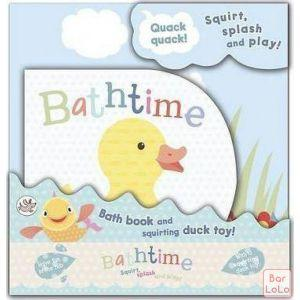 Bath time : Squirt, Splash and Play! ( Code - 480237 )-56484