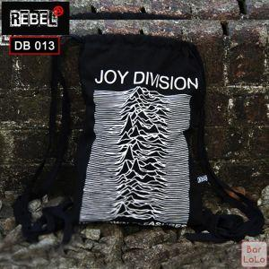 Rebel Drawstring Bag (Joy Division)-59116