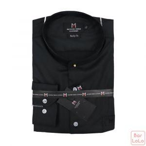 Stick Collar Shirt Long Sleeves (Exclusive) (MT004S30)-62656