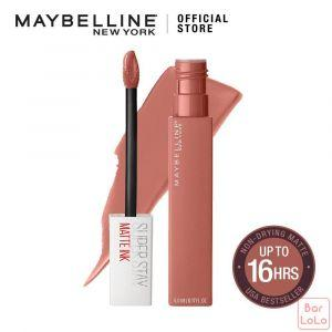 MAYBELLINE NEW YORK SUPER STAY MATTE INK LIQUID LIPS 65 SEDUCTRESS 5ML(MAYBELLINE SUPER STAY MATTE INK LIQUID LIPS 65 SEDUCTRESS 5MLMAYBELLINE SUPER STAY MATTE INK LIQUID LIPS 65 SEDUCTRESS 5ML(G3499700)-62765