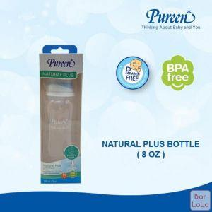 PUREEN NATURAL PLUS - FEEDING BOTTLE 8.0Z-63378