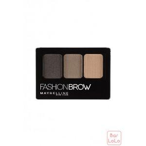 MAYBELLINE NEW YORK FASHION BROW PALLETTE LIGHT BROWN 3G (G2822900)-63441