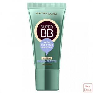 MAYBELLINENEW YORK SUPER BB FRESH MATTE 01 FRESH 30ML (G3193200)-63607