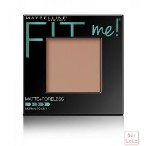 MAYBELLINE NEW YORK FIT ME MATTE & PORELESS POWDER 235 PURE BEIGE 8.5G (G3392801)-63624