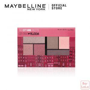 MAYBELLINE CITI MINI PALETTE CITY PAINT BLOOM EYE SHADOW ( G3763300 )-70314