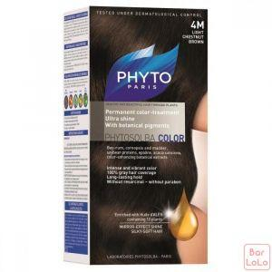 Phyto Color 4M Light Chestnut Brown (PHT-00045)-72935