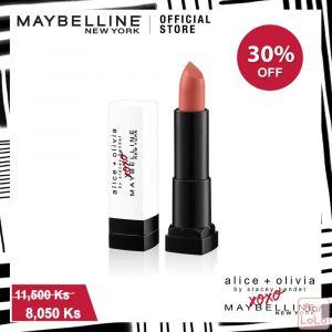 MAYBELLINE ALICE & OLIVIA CREAMY MATTE LIPSTICK 656 THE NEW NUDE ( G3764000 )-73475