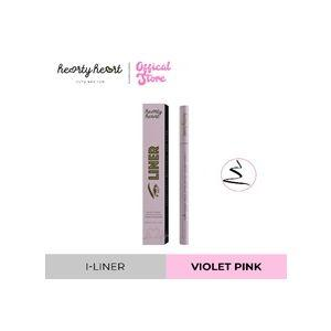 Hearty Heart Eyes Liner (0.5ml)(Violet Pink)