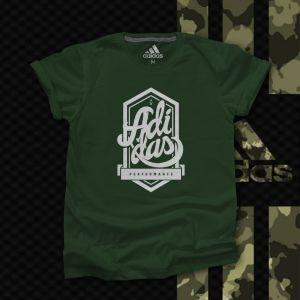 Men T-Shirt (Adidas Performance)