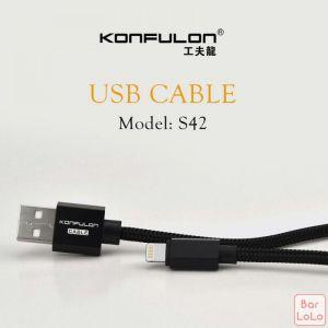 Konfulon Iphone Cable ( S42 )-27483