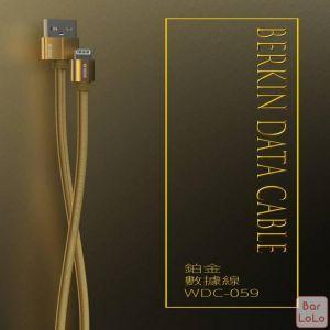 WK-Berkin data cable  for Micro/Linghting/Type C WDC-059-41519
