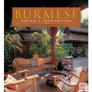 Burmese Design  and  Architecture ( Code - 604639 )-56459
