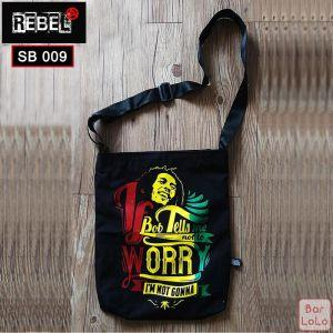 Rebel Shoulder Bag (Bob Marley)-59112