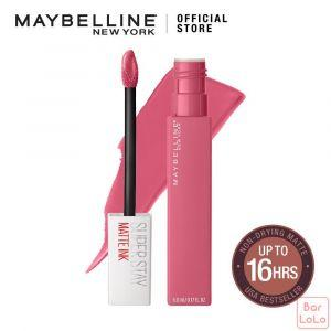 MAYBELLINE NEW YORK SUPER STAY MATTE INK CITY EDITION LIQUID LIPS 125 INSPIRER 5ML (G3578600)-62830
