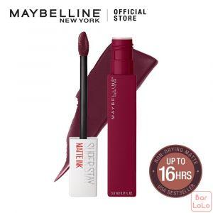MAYBELLINE NEW YORK SUPER STAY MATTE INK CITY EDITION LIQUID LIPS 240 TESTY 5ML (G3579600)-62840
