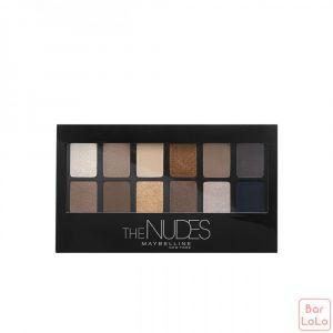 MAYBELLINE NEW YORK  NUDES PALETTE EYE SHADOW 9G (G3022000)-63368
